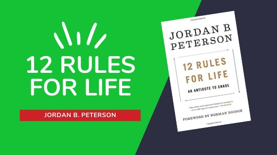 12 RULES FOR LIFE SUMMARY FEATURE IMAGE