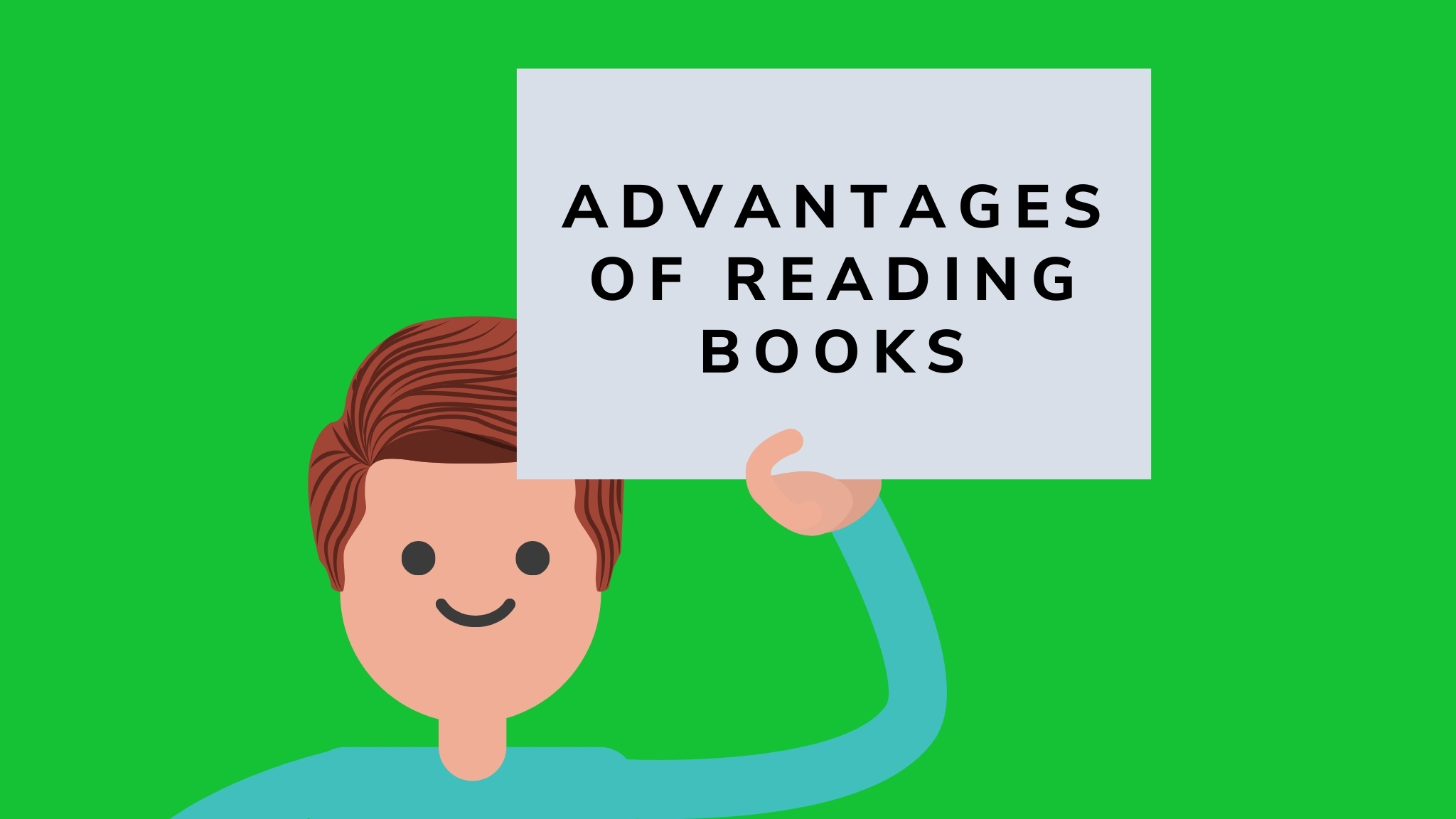 Advantages of reading books