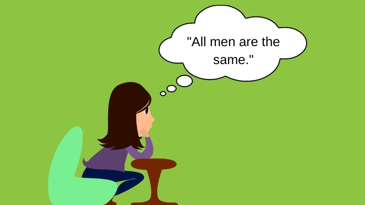 All men are the same.