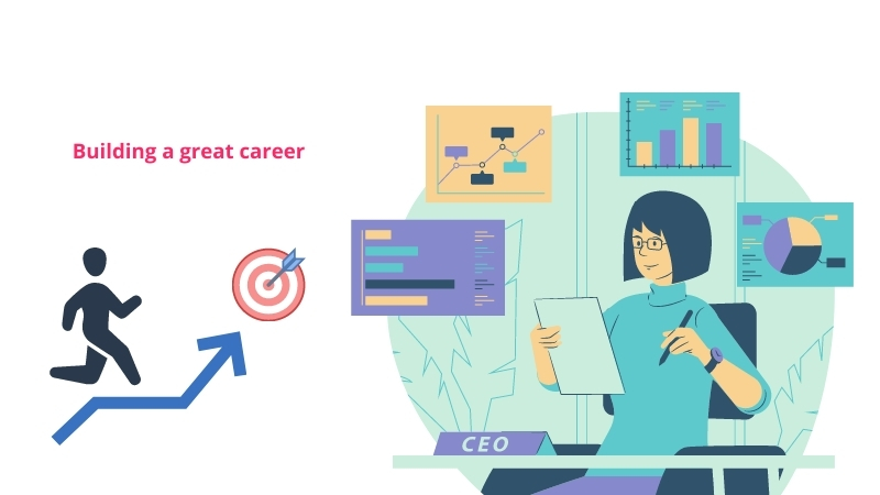 Building a great career
