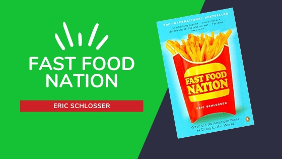 FAST FOOD NATION SUMMARY COVER