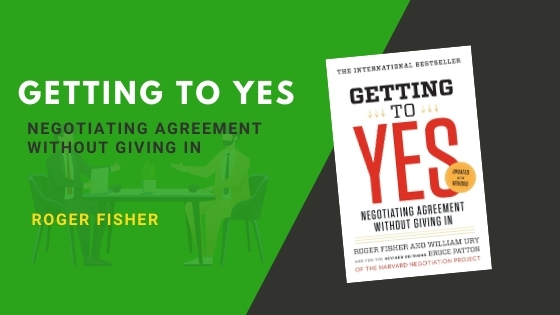 Getting to yes book summary featured