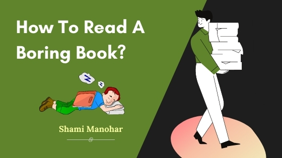 How to read a boring book Featured Image
