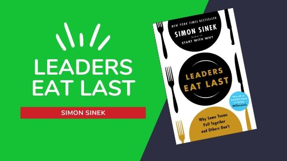 LEADERS EAT LAST SUMMARY COVER