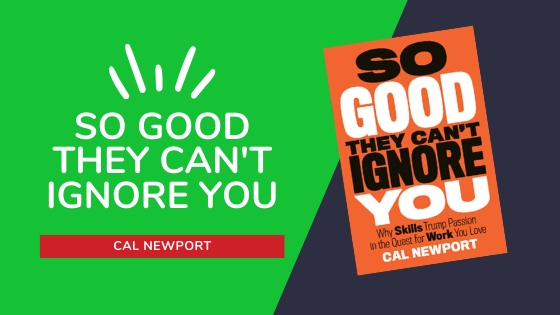 SO GOOD THEY CAN'T IGNORE YOU SUMMARY COVER