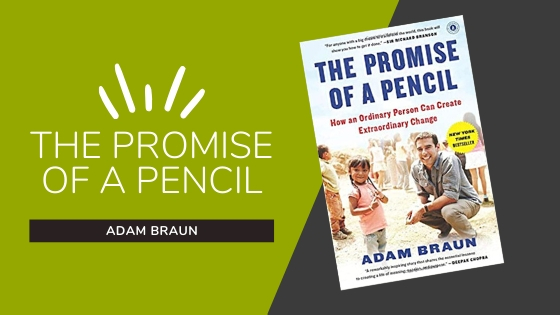 THE PROMISE OF A PENCIL SUMMARY FEATURED