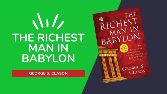 THE RICHEST MAN IN BABYLON SUMMARY COVER