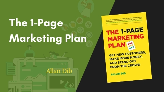 The 1-Page Marketing Plan Summary Featured
