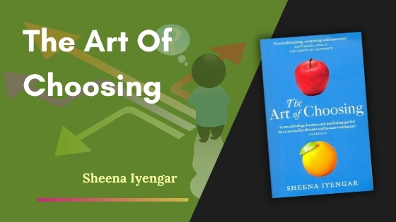 The Art Of Choosing Summary Featured