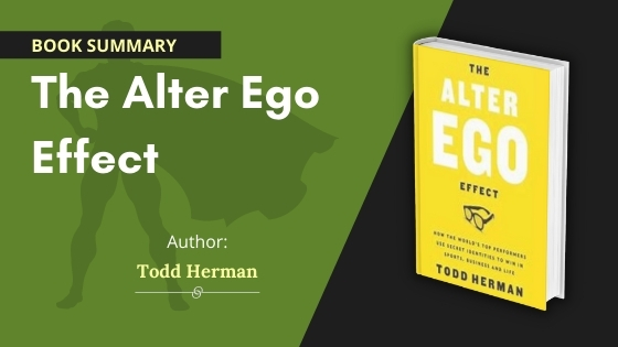 The alter ego effect summary featured