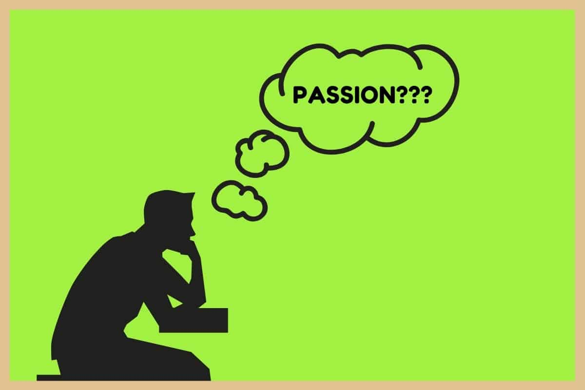 where did passion come from?