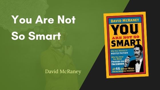 you are not so smart summary