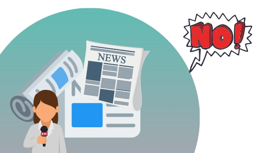 avoiding news by going on a news fast