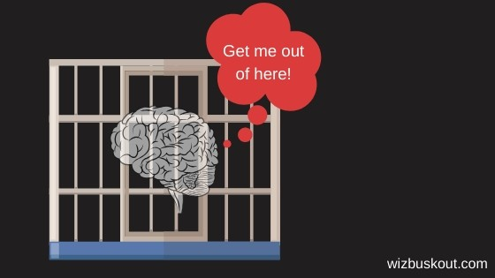 break out of your mental cage