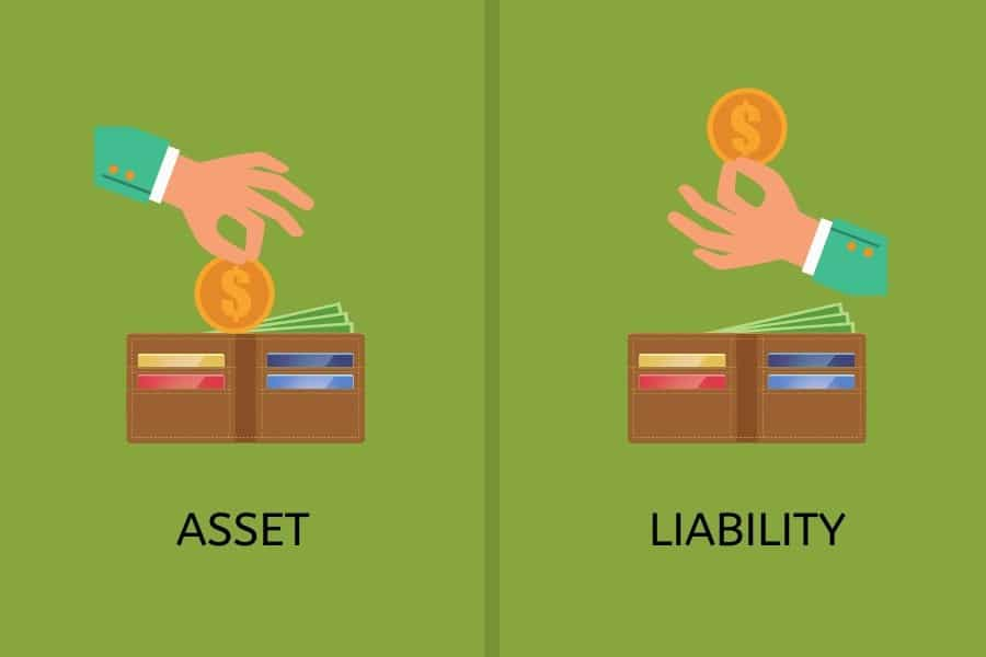difference between asset and liability