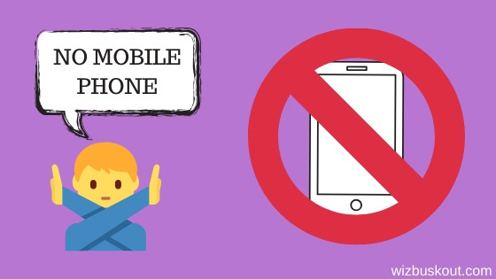 ditch your mobile