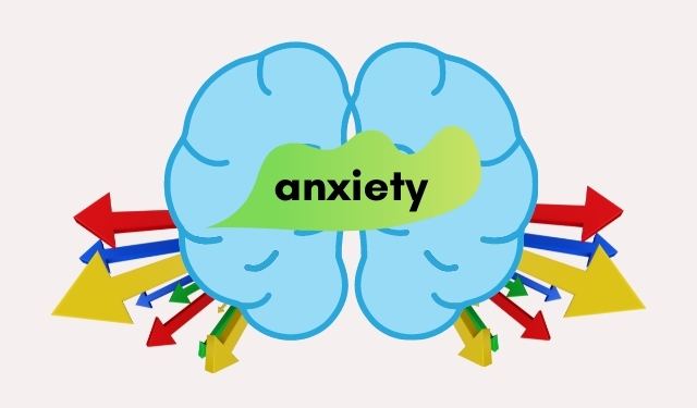 emptying mind and getting rid of anxiety