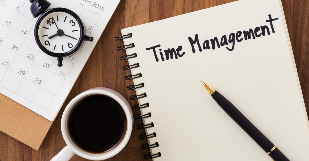 time management using a to-do list
