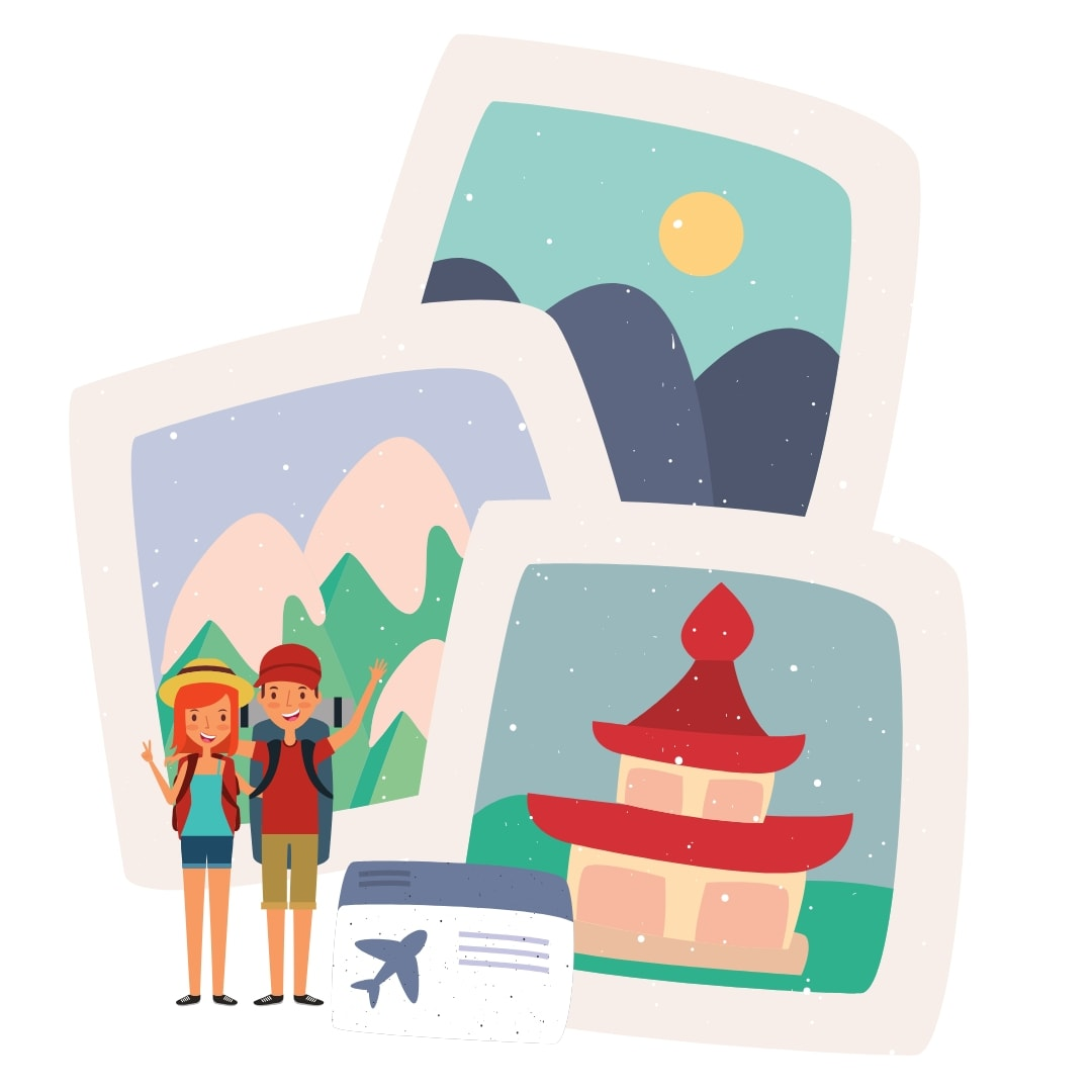 travelling people